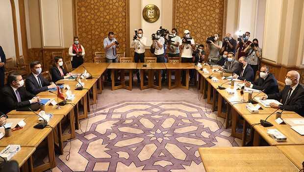 Türkiye – Mısır görüşmeleri tamamlandı! Dışişleri'nden ilk açıklama geldi