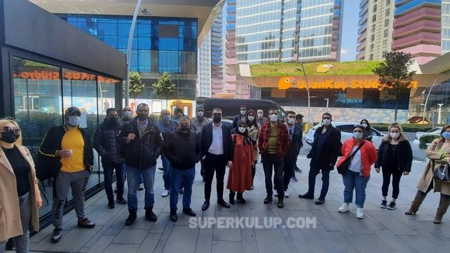 """Uçankuş Tv çalışanlarından yeni açıklama! """"Hakaretlere maruz bırakıldık"""""""