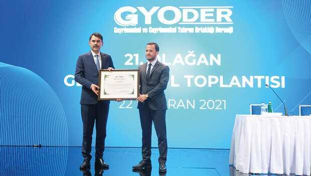 GYODER Başkanı Kalyoncu: Geride kalma lüksümüz yok