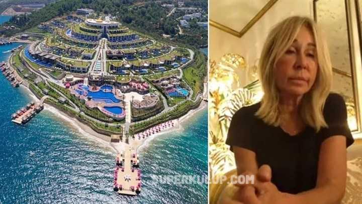Paramount Hotel'in ilk sahibi Atilla Uras'ın kızı: Cihan Ekşioğlu otelimize devletin tankıyla girdi