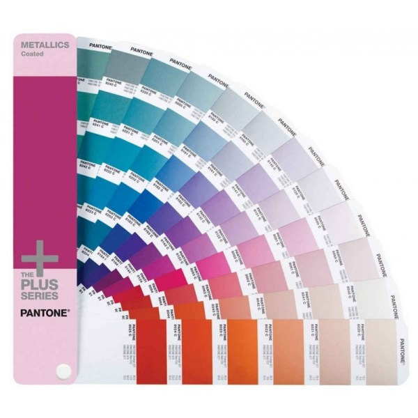 Pantone Metallic Guide - GG1507