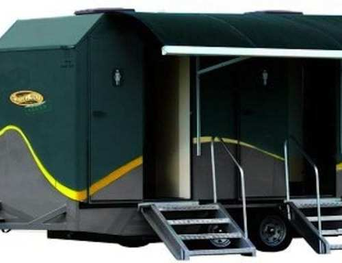 Prince – 5 Bay Trailer Unit porta potty