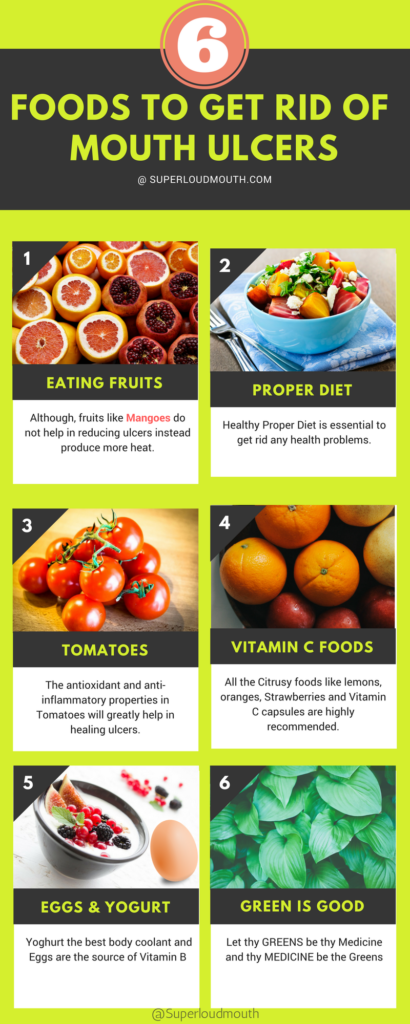 Best Foods To Help Ulcer Pain