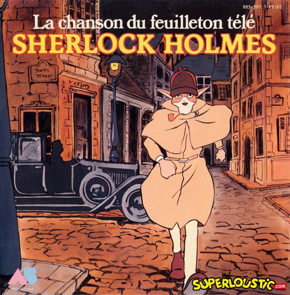 Caline – Sherlock Holmes