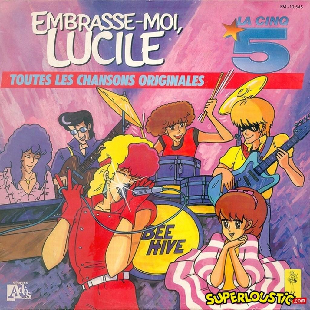Claude Lombard – Mon Roméo (Embrasse-moi Lucile)