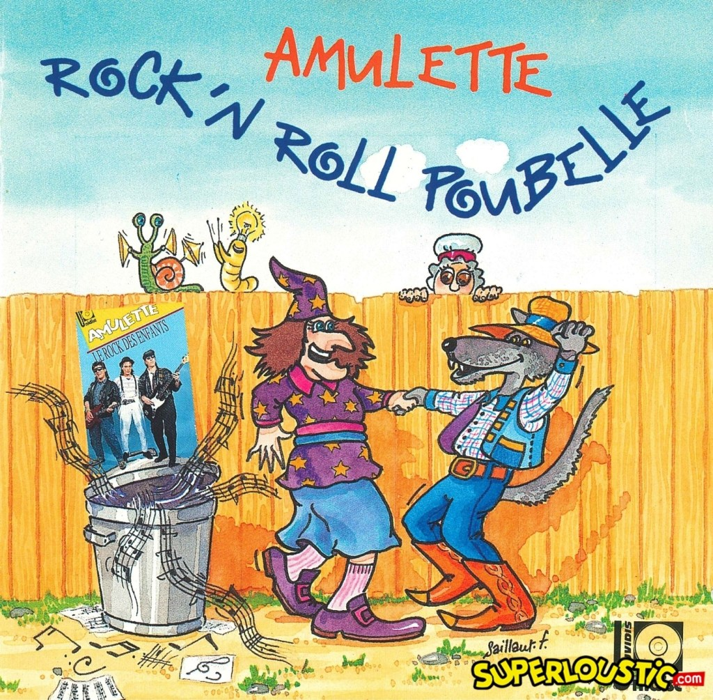 Amulette – Stick Mou