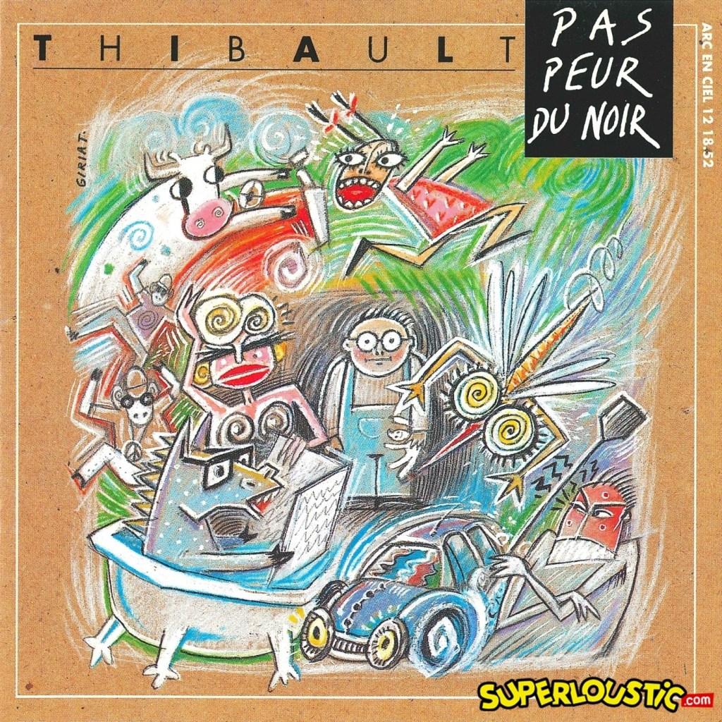 Thibault– Pas peur du noir