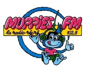 Logo Muppies FM