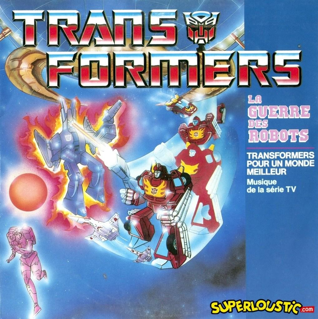 Transformers – La guerre des robots