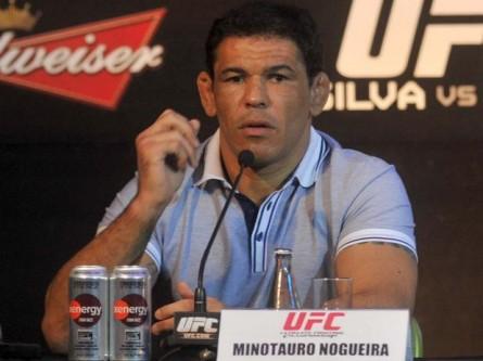 Minotauro (foto) é o quarto lutador mais bem pago da história do UFC, o primeiro entre os brasileiros