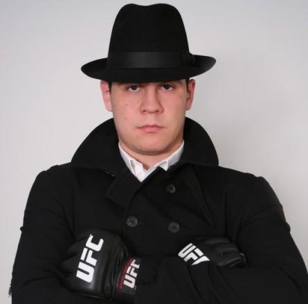 N. Krylov incorpora Al Capone em sua chegada ao UFC. Foto: MixFight.Ru