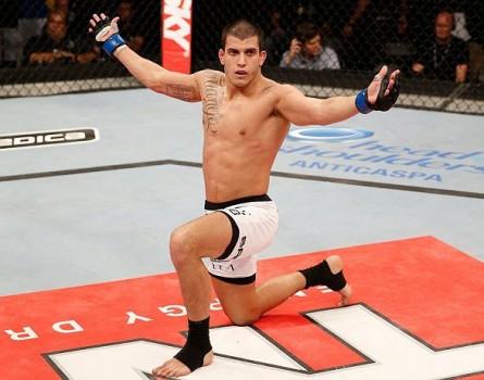 Sertanejo vai em busca da terceira vitória no UFC