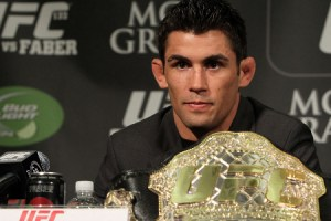 Dominick Cruz é liberado para voltar a treinar boxe