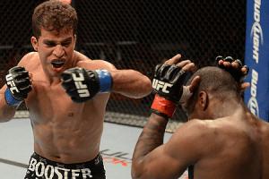 Yuri Villefort luta no próximo UFC em BH contra Sean Spencer