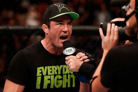 Chael Sonnen. Foto: Josh Hedges/UFC