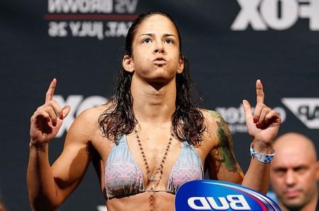 J. Lima (foto) se beneficiou da decisão de Dana White sobre M. Brown. Foto: Josh Hedges/UFC