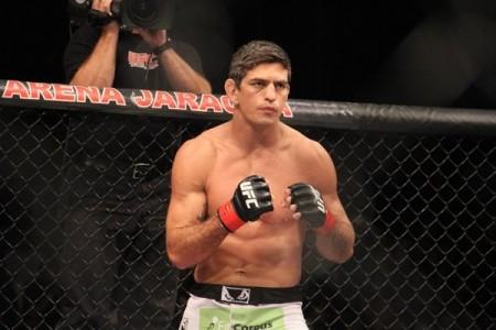 Vindo de fase ruim, P. Thiago foi demitido do UFC. Foto: Divulgação/UFC