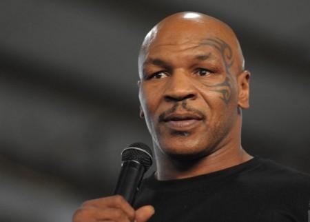 M. Tyson (foto) teve infância conturbada e relatou histórias de vida em recente biografia. Foto: Reprodução