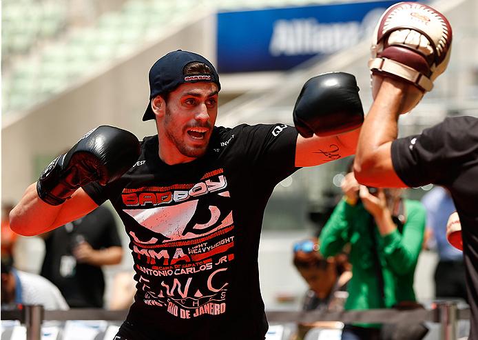 Cara de Sapato (foto) tentará nova vitória no UFC. Foto: Josh Hedges/Zuffa LLC