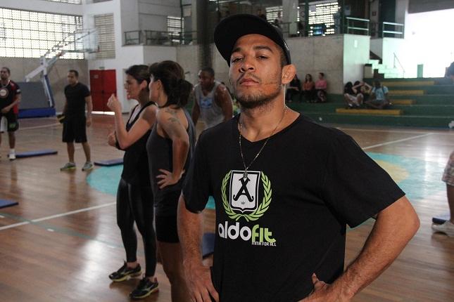 Aldo Fit vai ao ar diariamente, no canal E+. Foto: Divulgação