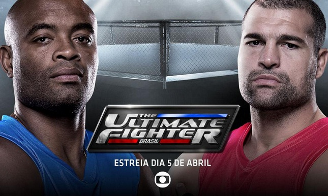 TUF Brasil 4 estreou na madrugada de domingo (05) para segunda (06) na Globo. Foto: Reprodução/Twitter