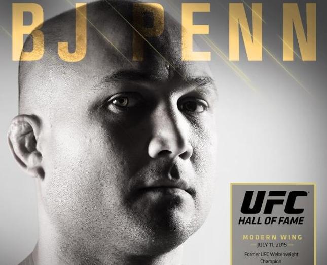 BJ (foto) receberá homenagem do UFC. Foto: Reprodução