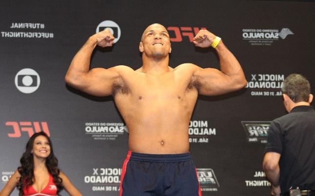 M. Pezão (foto) fará sua terceira luta no Ultimate. Foto: Lucas Carrano/SUPER LUTAS