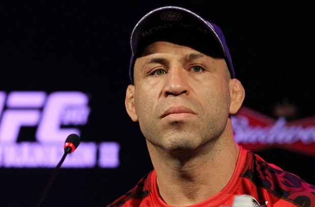 """Wand (foto) virou """"inimigo número um"""" do UFC desde sua aposentadoria. Foto: Josh Hedges/UFC"""