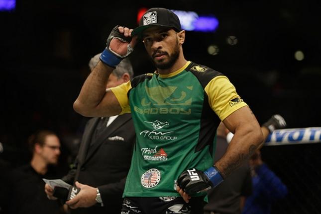 Jucão volta ao octógono em fevereiro (Foto: Jeff Gross/UFC)