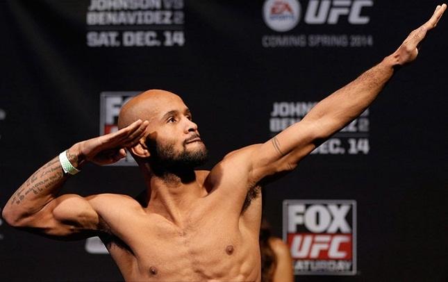D. Johnson (foto) fará a luta principal do UFC 191. Foto: Josh Hedges/UFC