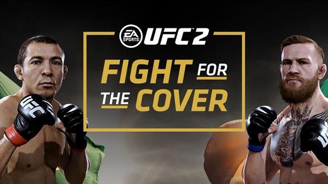 """""""Lute pela capa"""" é a nova campanha do jogo """"EA Sports UFC"""". Foto: Reprodução"""