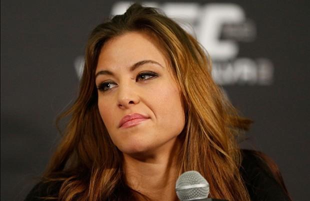 Miesha (foto) já encarou Ronda e agora enfrentará Holm. Foto: Josh Hedges/UFC