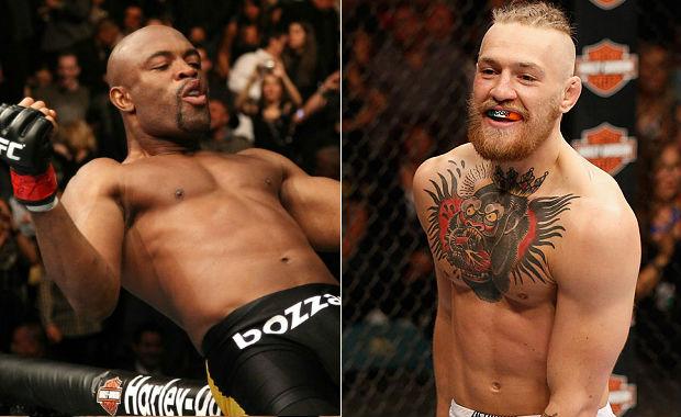 Anderson reconheceu a importância de McGregor. Foto: Produção SUPER LUTAS/Divulgação UFC