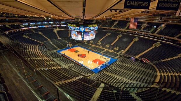 Lendário Madison Square Garden será palco do UFC em breve. Foto: Divulgação