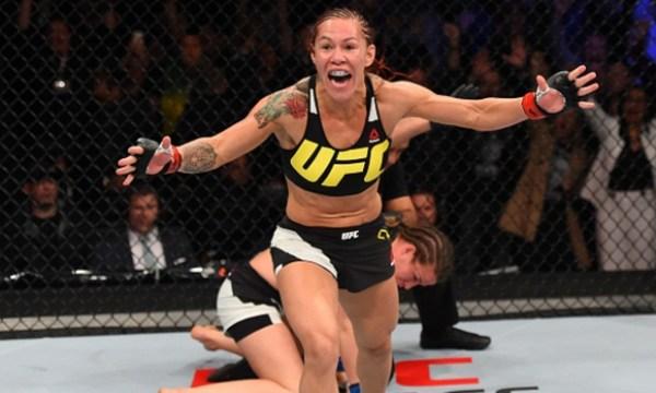 Cyborg será a protagonista do UFC Fight Night 100. Foto: Divulgação