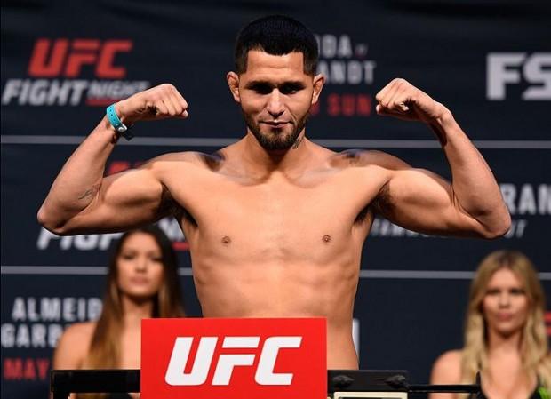 Masvidal reclamou das decisões do UFC. Foto: Divulgação/UFC