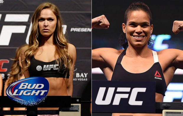 Ronda vai disputar o cinturão contra Nunes no UFC 207, em Las Vegas. Foto: Produção SUPER LUTAS/Divulgação UFC