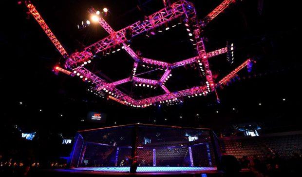 Siga as emoções do UFC Singapura. Foto: Reprodução Facebook/UFC