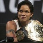 Amanda ignorou críticas de Dana (Foto: Reprodução/Twitter UFC)