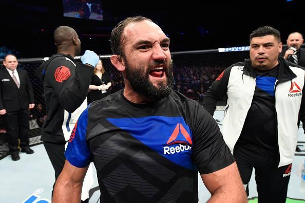 J. Hendricks vem de derrota (Foto: Reprodução Facebook UFC)