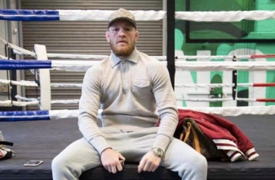 Aposentadoria é uma das opções de McGregor (Foto: Reprodução/Instagram ConorMcGregor)