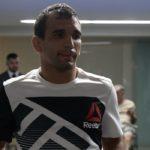 Rani tá fora da luta contra Sterling (Foto:Reprodução/Facebook UFC)
