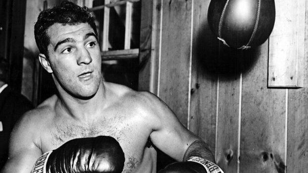 Marciano teve uma carreira brilhante no boxe (Foto: Reprodução/Divulgação)