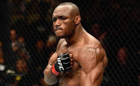 Usman vem de seis vitórias seguidas (Foto: Reprodução/Facebook UFC)