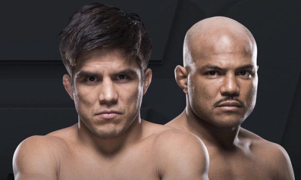 Cejudo (esq) e Reis (dir) já perderam para D. Johnson (Foto: Divulgação/UFC)