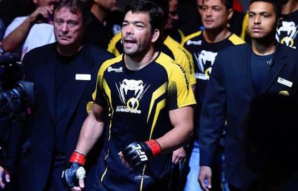 Lyoto não luta há 28 meses (Foto: Reprodução/Facebook UFC)