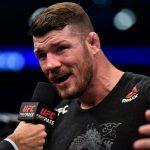 M. Bisping admitiu erro em luta na China (Foto: Reprodução Facebook UFC)