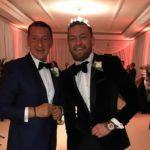 Tony McGregor saiu em defesa do filho (Foto: Reprodução Instagram TheNotoriousMMA)