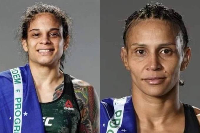 Livinha Souza e Amanda Lemos se enfrentam no UFC 259, diz site | SUPER LUTAS