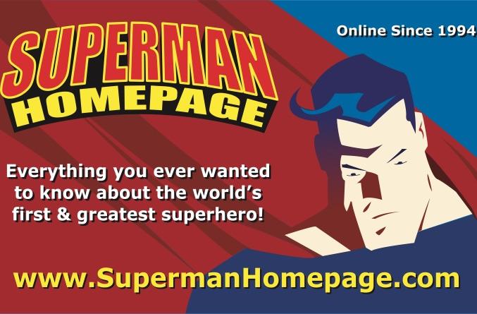 Superman Homepage 2018 Survey